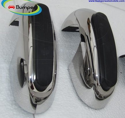Saab 96 Longnose bumpers