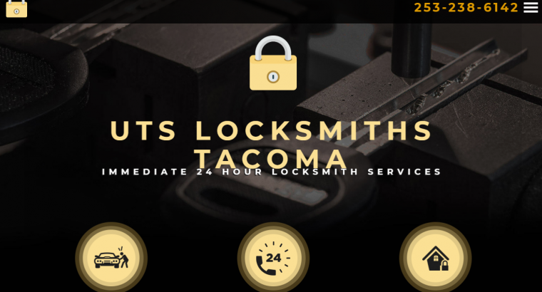 24Hour Emergency Locksmiths Around Tacoma