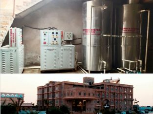 Heat Pump Jaipur, Hot Boiler Jaipur, Electric Boiler, Hot Water Solution, ion heater how it works