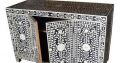 Bone Inlay Chest of Drawer – Lakecity handicrafts
