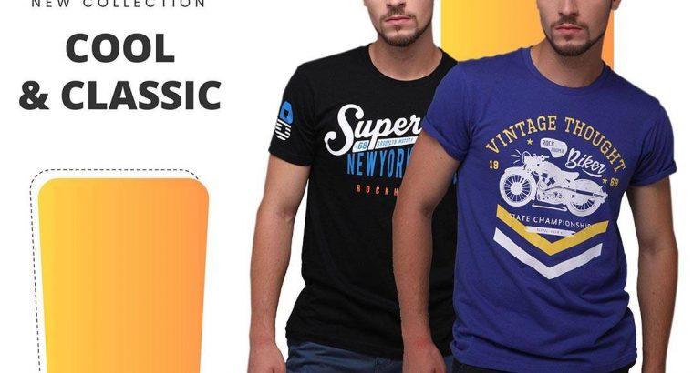 Rock Hooper – Stylish Vintage Biker T-shirts for Men