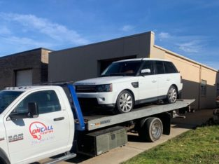 Towing Service in Maple Heights