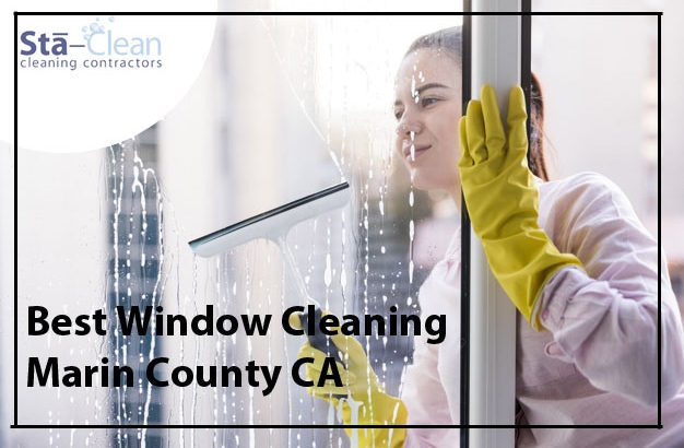 Best Window Cleaning Marin County CA