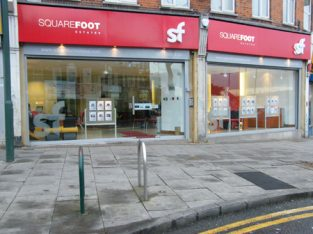 Aluminium Shop fronts London | Euro Shopfronts