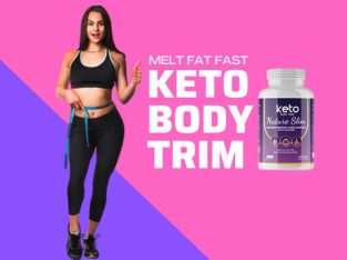 Keto Body Trim Is Best Weight Loss Pills Without Any Side Effects!