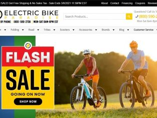 Electric Bike Paradise – Best Electric Bikes for SALE!