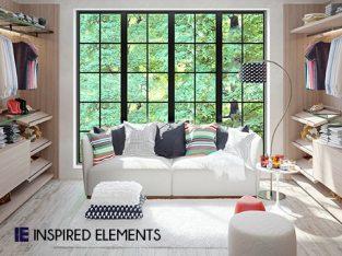 Folding and B-ifold Wardrobe Doors Interior Designers in London
