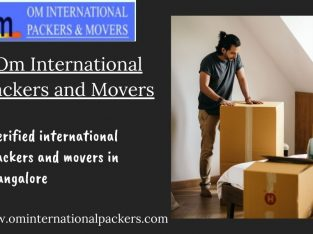 Reliable international packers and movers in Bangalore now make your shifting easy