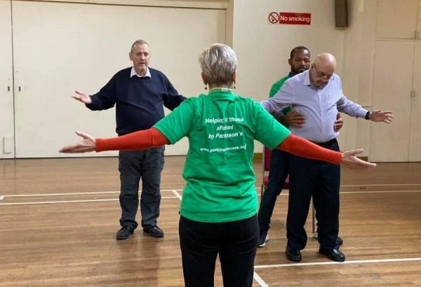 Parkinson's care Support UK
