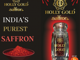 Buy 100% Pure Kashmir Saffron from Holly Gold