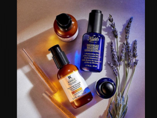 Kiehl's India Anti Ageing Skincare