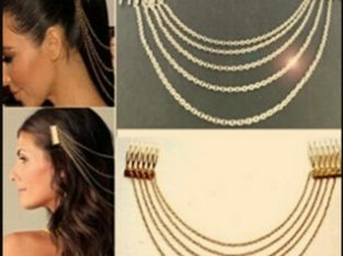HAIR JEWELRY ACCESSORY