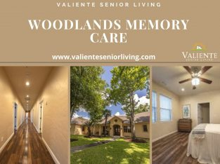 Woodlands Memory Care – Valiente Senior Living