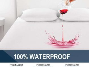 Water Proof Mattress Protector, , Duvet Cover, Pillow Protector, Towel And Bed Sheets
