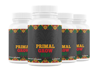 Primal Grow Pro Ingredients | Primal Grow Pro Price