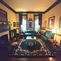 Escape to Small Town USA and Stay in Our Historic Mansion Bed & Breakfast