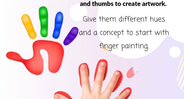5 Different types of painting kit
