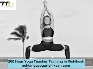 Yoga Teacher Teacher 200 Hour Yoga Teacher Training in Rishikesh Tapovan