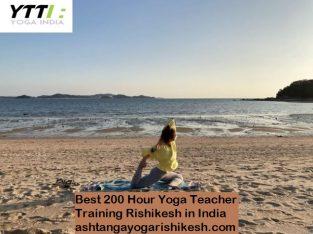 Yoga Course In Rishikesh Best 200 Hour Yoga Teacher Training Rishikesh in India