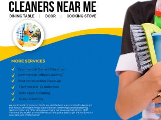 Are you looking for Commercial Building Cleaners in Connecticut