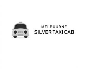 Melbourne silver taxi cab