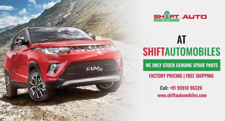 Mahindra Car Spare Parts in Bangalore – Shiftautomobiles.com