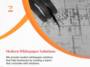 Modern Whitepaper Solutions Company
