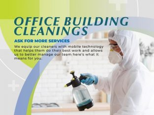 Are you looking for Office Building Cleaners in Connecticut