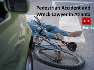 Pedestrian Accident and Wreck Lawyer in Atlanta