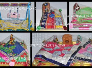 WEDDING GIFTS PACKING SERVICE AT YOUR HOME – 9213911456