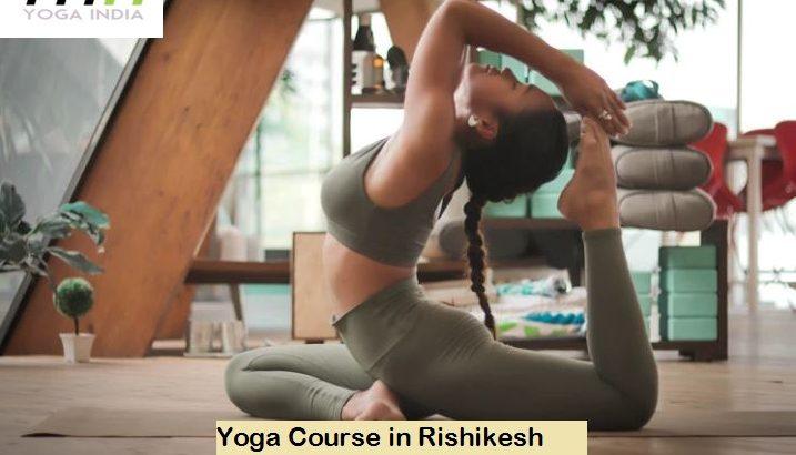 Yoga Training Yoga Course in Rishikesh