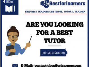 Find Tutors, Trainers and Institutes Near You – Bestforlearners.com