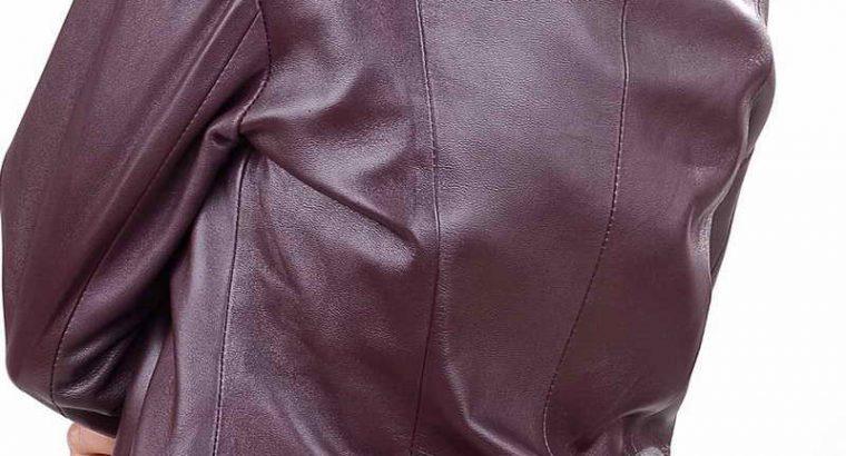 missoula Leather Jacket