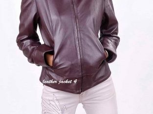 missoula Leather Jacket