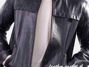Polson Leather Jacket