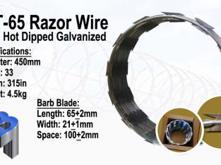 Best metal razor wire in los angeles