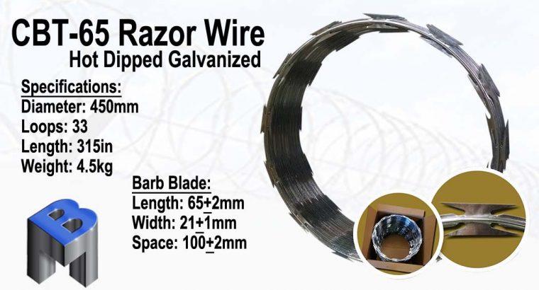 Best metal razor wire in los angeles