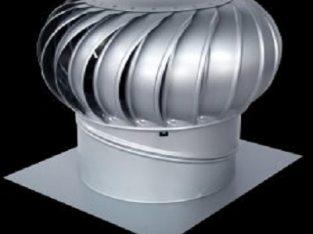 Spinaway Roof Ventilator
