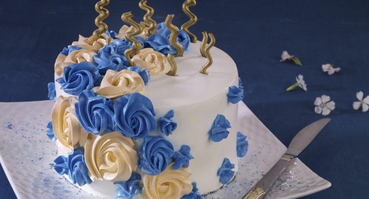 2Kg Fresh Cream Cake