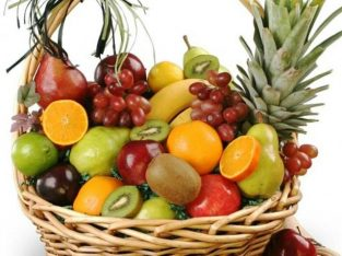 Fruit Basket Hamper