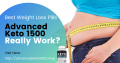 Does Advanced Keto 1500 Really Work?
