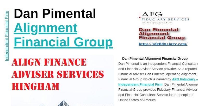 Dan Pimental Alignment Consultation