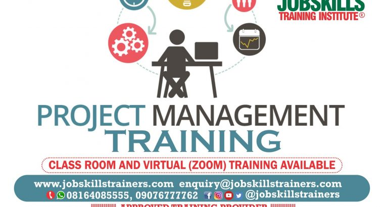 PROJECT MANAGEMENT TRANING