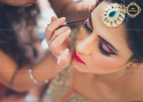 Makeup Artist for Destination wedding