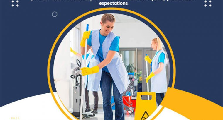 Get Best Commercial Building Cleaning Services at Low Cost