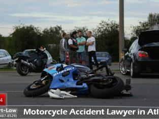 Best Motorcycle Accident Lawyer in Atlanta, GA