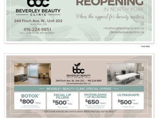 Medi-Spa Grand Reopening Special