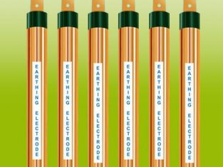 Pure Copper Earthing Electrode manufacturer and supplier in Punjab.