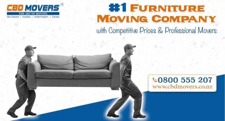 Professional Furniture Movers in Auckland For Moving Home and Offices