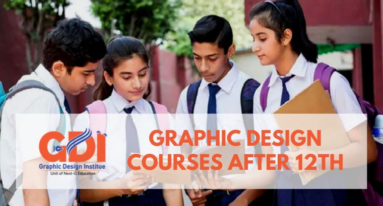 Graphic Design Courses After 12th